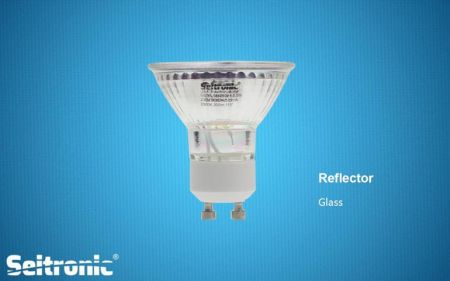 Gu led lampe seitronic mit watt led warm weiß