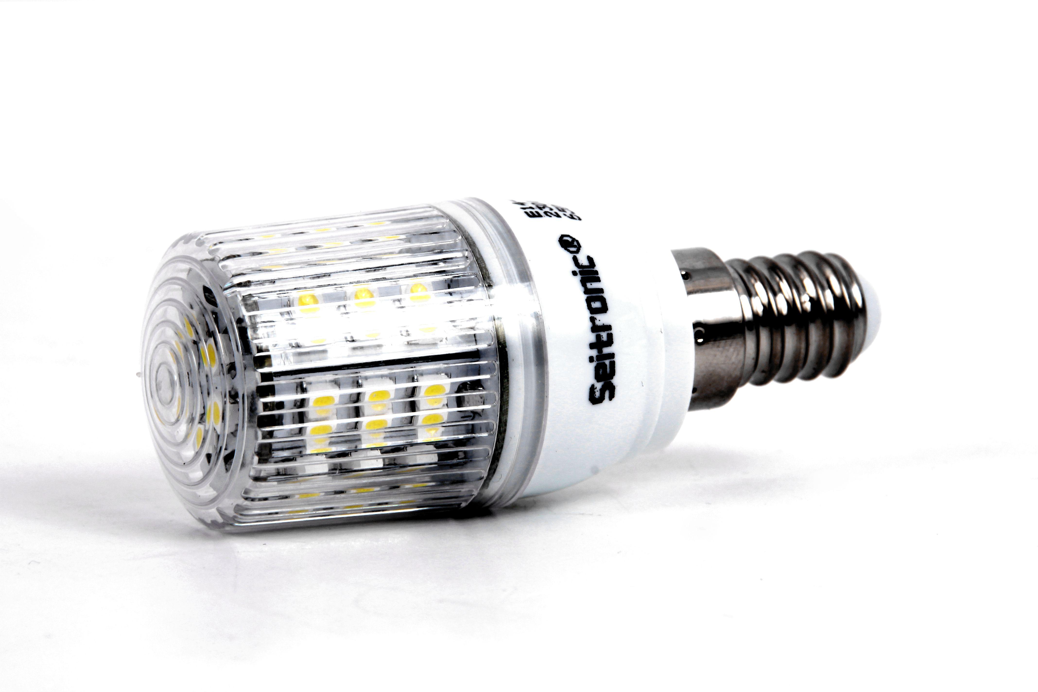 e14_led_leuchtmittel_seitronic_-_3_watt_260lm_6500k_48_leds_kalt-weiss_4968_1 Luxus Led Lampe 3 Watt Dekorationen