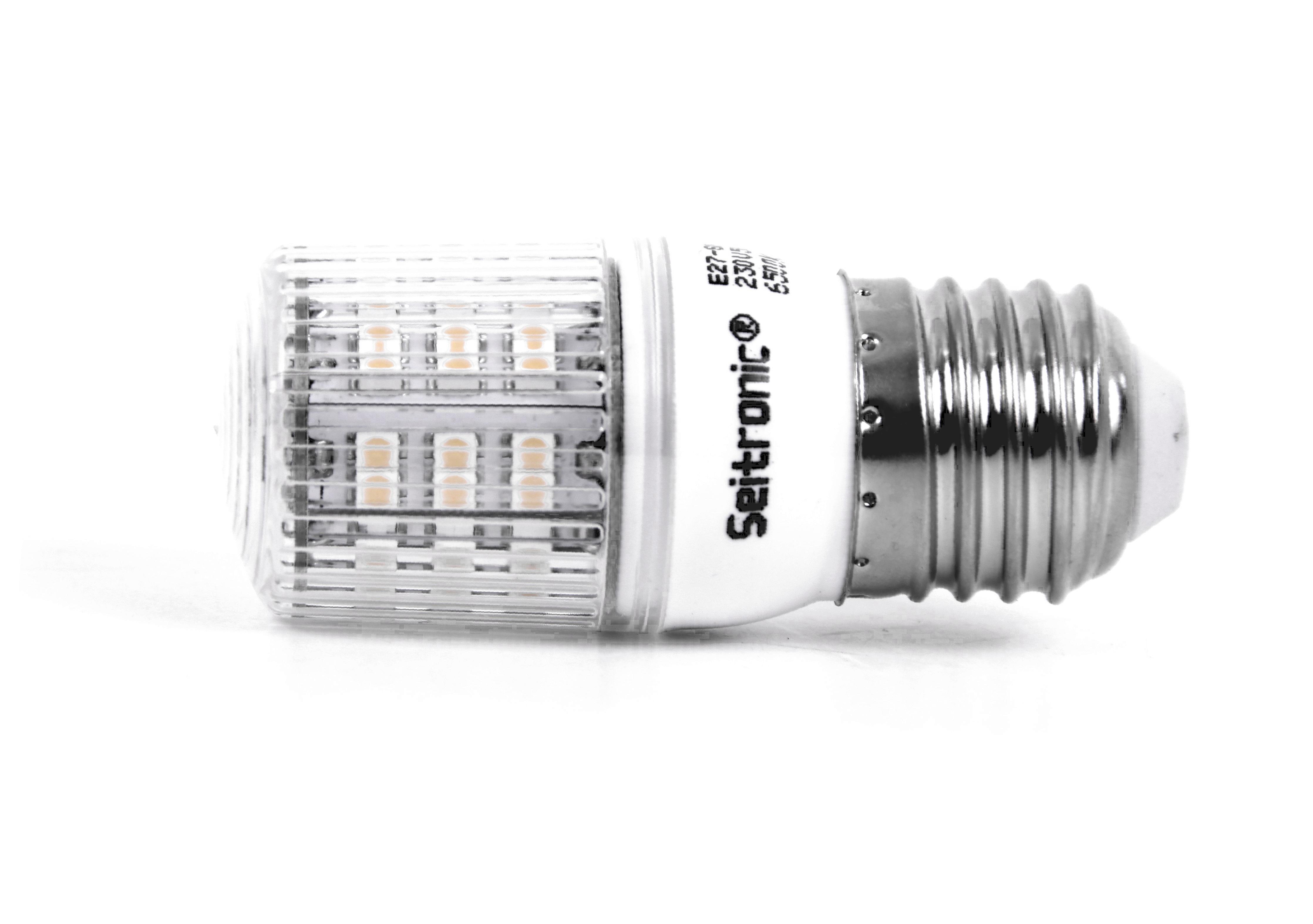 e27_led_leuchtmittel_seitronic_-_3_watt_260lm_6500k_48_leds_kalt-_4967_1 Luxus Led Lampe 3 Watt Dekorationen